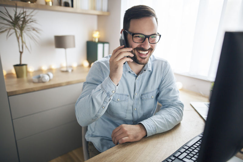 Are you sending your employees to work from home?